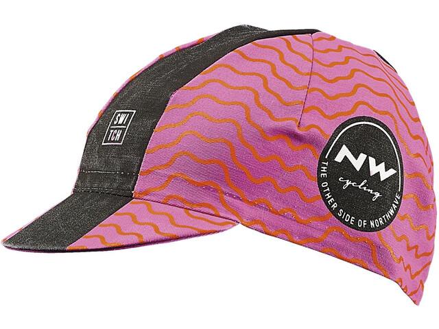 Northwave Switch Cap pink/orange